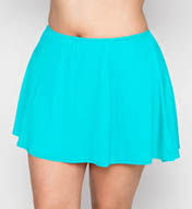 Coco Reef Solids Skirted Swim Bottom Plus Size UX4052