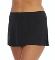 Coco Reef Solid Skirted Swim Bottom Plus Size UX5652