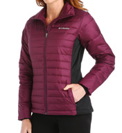 Columbia Powder Pillow Omni-Shield Hybrid Jacket 1558121