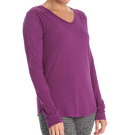 Columbia Everything She Needs V-Neck Long Sleeve Tee 1621781