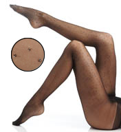 Commando Glitter Pin Dot Sheer Tights HF027