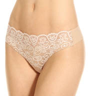Commando Double Take Lace Thong LT14