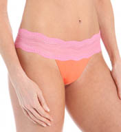 Cosabella Dolce Two Tone Thong DCE0321