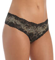 Cosabella Italia Printed Low Rise Thong IT0321