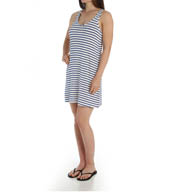 Cosabella CSBLA Rimini Stripe Tank Dress RIS7521