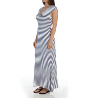 Cosabella CSBLA Rimini Stripe Maxi Dress RIS7532