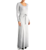 Cosabella CSBLA Rimini Wash LS Maxi Dress RM7591