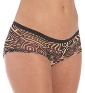 Cosabella Tattoo Hotpant Panty TAT0741