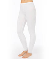Cuddl Duds Softwear Lace Edge Legging 8612435