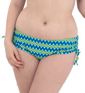 Curvy Kate Shockwave Adjustable Swim Brief Swim Bottom CS1213