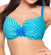 Curvy Kate Marina Moulded Bikini Swim Top CS1731