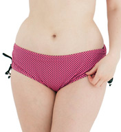 Curvy Kate Starry Eyed Adjustable Swim Briefs CS2213