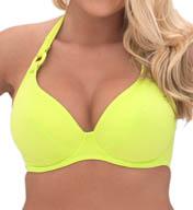 Curvy Kate Ocean Drive Halterneck Bikini Swim Top CS2421
