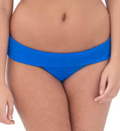 Curvy Kate Ocean Drive Fold Over Swim Bottom CS2425