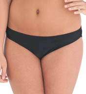 Curvy Kate Moonflower Ruched Back Brief Swim Bottom CS2505