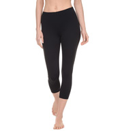 Danskin Everyday Essentials Supplex Body Fit Capri Legging 1561A