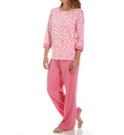 Dearfoams Lounge PJ Set 144108