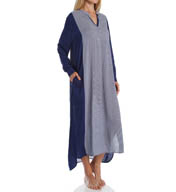 DKNY Wave Long Sleeve Caftan 2313327