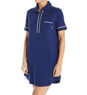 DKNY Ashore Short Sleeve Sleepshirt 2313332