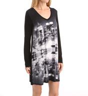 DKNY Chrystie Street Long Sleeve Sleepshirt 2313371