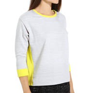 DKNY Wave 3/4 Sleeve Top 2413303