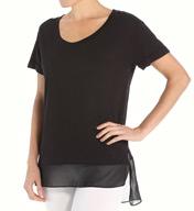 DKNY Paisley Short Sleeve Tee 2413334