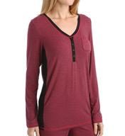 DKNY Chrystie Street Long Sleeve Top 2413371