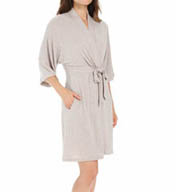 DKNY Seven Easy Pieces 3/4 Sleeve Robe 2513253