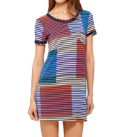 DKNY Royal Short Sleeve Sleepshirt 2613307