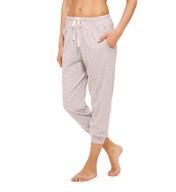 DKNY Soft Jersey Cropped Pant 2813308