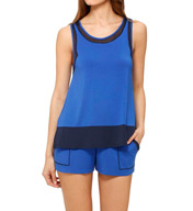 DKNY Royal Tank & Boxer PJ Set 2913307