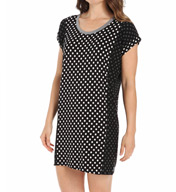 DKNY Main Street Short Sleeve Sleepshirt 3213254