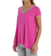 DKNY Urban Essentials Short Sleeve Top 5113325