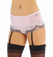 DKNY Seductive Lights Brief With Garters 556174