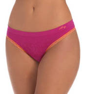 DKNY Fusion Lace Seamless Thong 576219