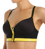 DKNY Fusion Energy Wirefree Perfect Coverage Sports Bra 856001