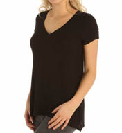 DKNY Urban Essentials Short Sleeve Top Y517595