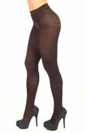 DKNY Hosiery Opulent Animal Tight 0B705