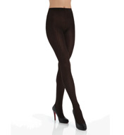 DKNY Hosiery Metallic Contouring Line Tights 0B870