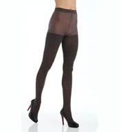 DKNY Hosiery Tarnished Texture Tight 0B874