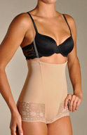 DuMi shapewear Firm Control Hi Waist Brief Panty 669