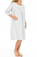 Eileen West Naples Charm Long Sleeve Gown 5014546