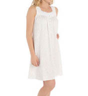 Eileen West Jardin Short Nightgown 5015810