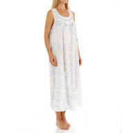 Eileen West Cosmos Ballet Sleeveless Nightgown 5015839