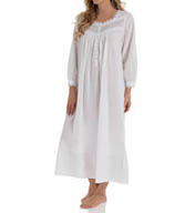Eileen West Bella Long Sleeve Ballet Nightgown 5015874