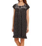 Eileen West Jersey Short Nightgown 5015901