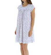 Eileen West Jersey Short Nightgown 5015902