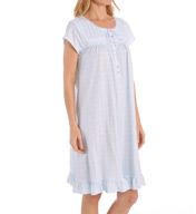 Eileen West Jersey Short Nightgown 5015903