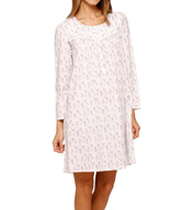 Eileen West Florentine Magic Jersey Short Nightgown 5015976
