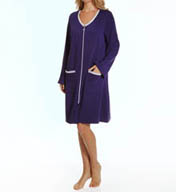 Eileen West Milano Short Zip Robe 5115869